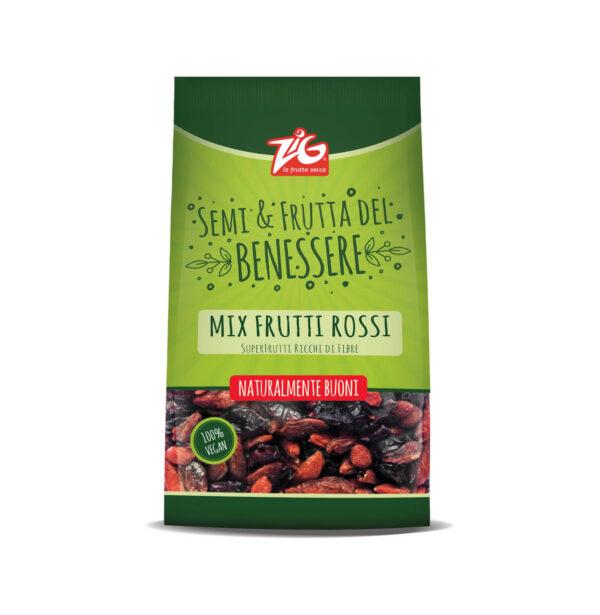 Mix di frutti rossi
